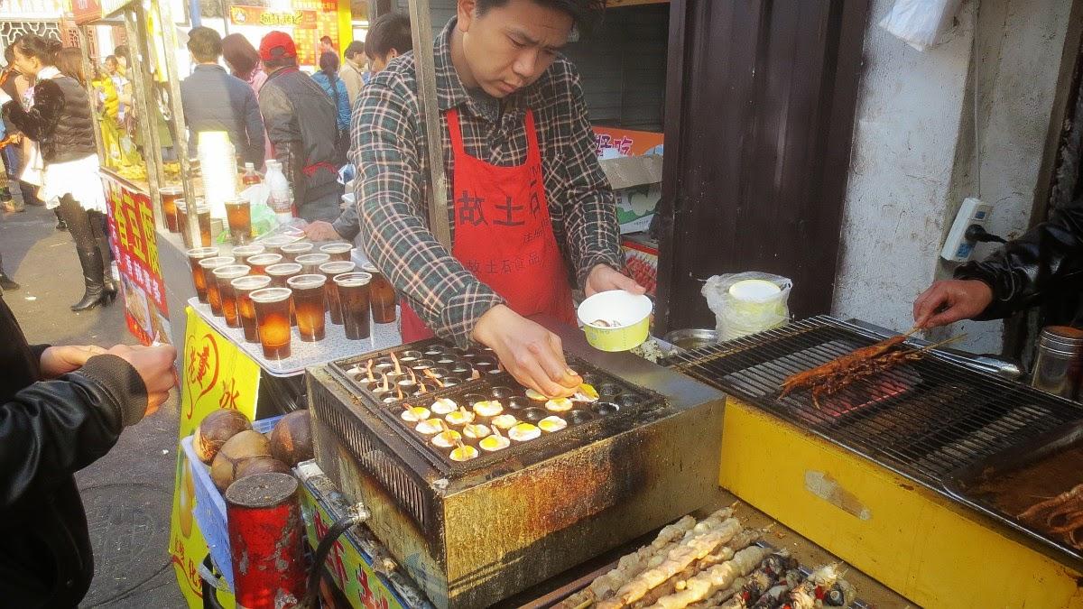 Qibao - chinesischer Imbiss