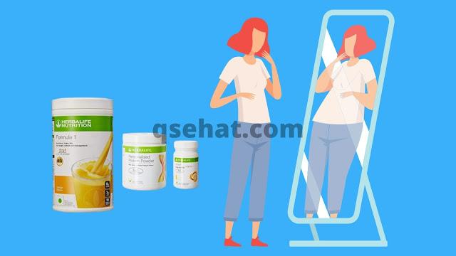 Efek diet herbalife