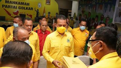 Calon Tunggal, Wagub Ijeck Ditetapkan Jadi Ketua Golkar Sumut