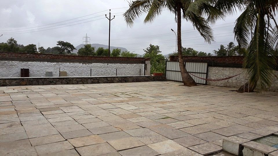 Best Bungalow For On Hire For Rent In Lonavala 9930720306 Swimming Pool Outer Ground View