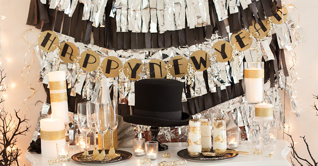 5 New Year's Eve Party Ideas | Kikay Department