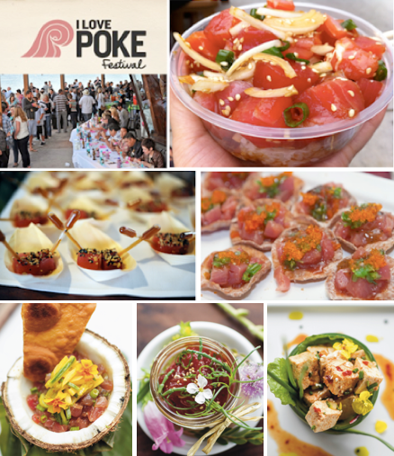 Sandiegoville San Diego S I Love Poke Festival Returns To Bali Hai