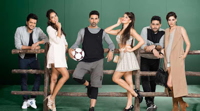 'Housefull 3': Nothing salvages this pathetic comedy except Akshay Kumar