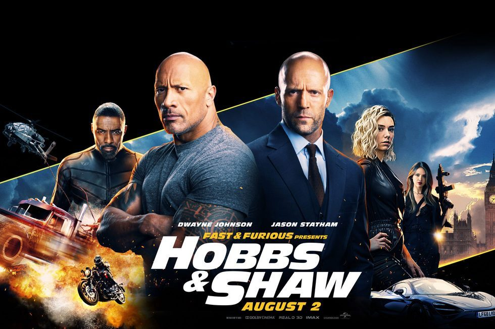 Fast & Furious: Hobbs & Shaw | Cineworld 4DX Review