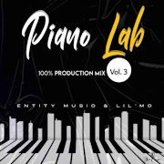 Entity MusiQ & Lil'Mo – Piano Lab Vol 3 (100% Production Mix)