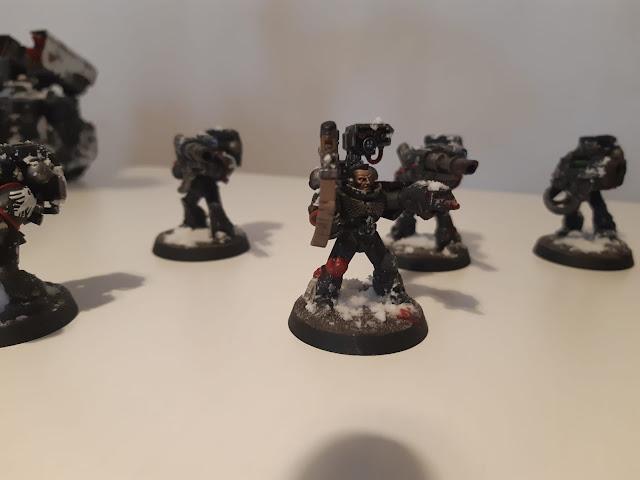 Devastadores Raven Guard