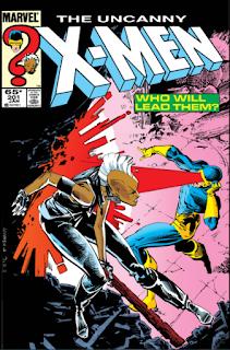 Cover of Uncanny X-Men #201