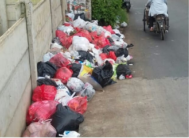 Warga Tangsel Diminta Bersikap Cerdas Saat Membuang Sampah
