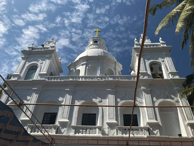 Image / photo/ Picture of St.Alex Church Calangute
