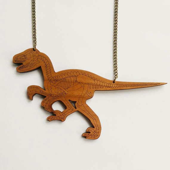 Designosaur jewellery at Bird's Yard Sheffield