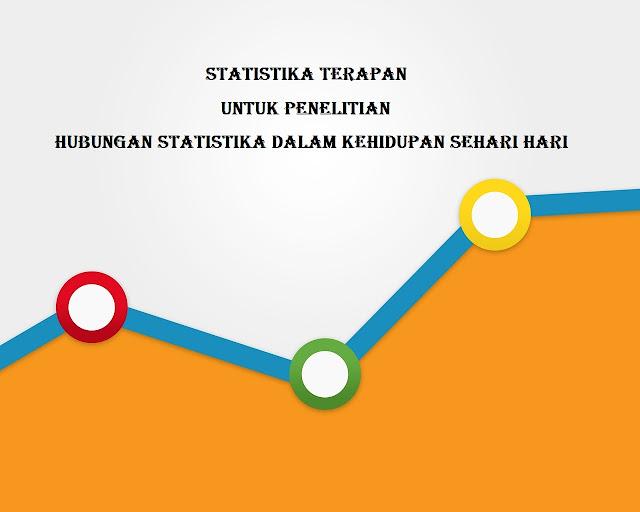 Statistika Terapan: Hubungan Statistika Dalam kehidupan Sehari hari