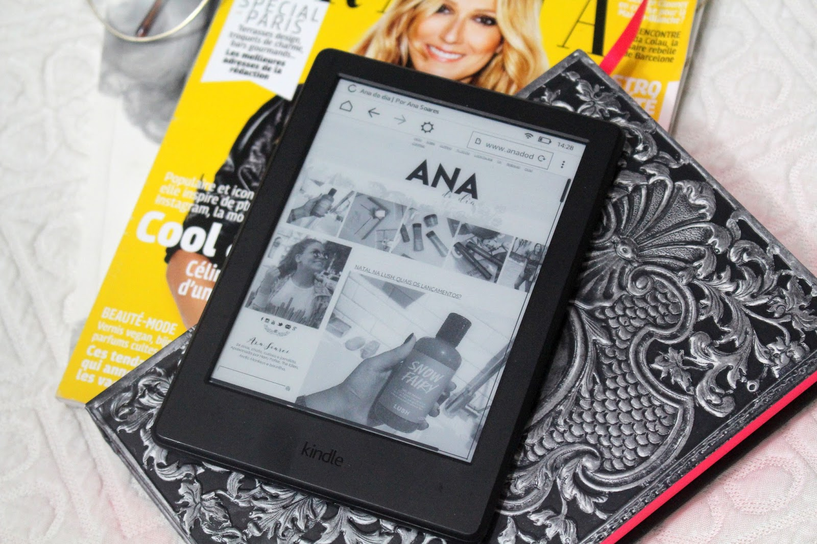 resenha kindle paperwhite amazon anadodia ana do dia