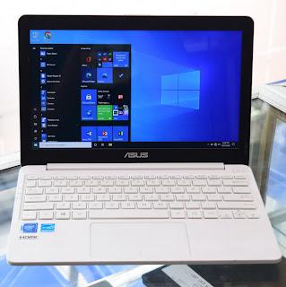 Jual Laptop ASUS E203NAH ( 11.6-Inchi ) di Malang