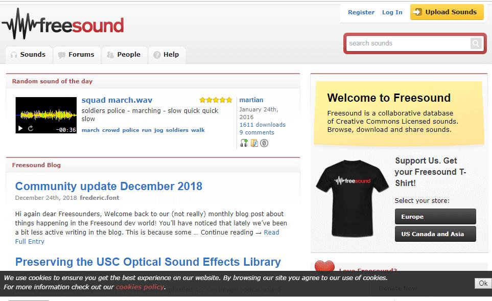 موقع للحصول على مؤثرات مجانية