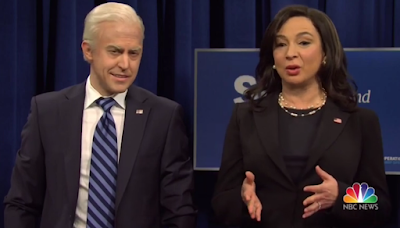 SNL Replaces Joe Biden Actor
