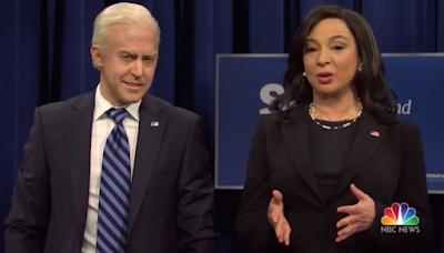 SNL Replaces Joe Biden Actor