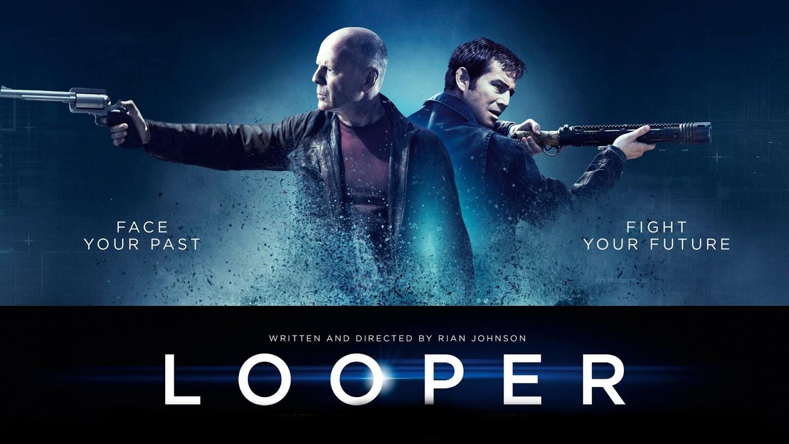 Kẻ Xuyên Không - Looper (2012)