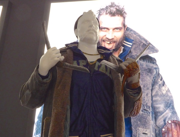 Captain Boomerang costume Suicide Squad