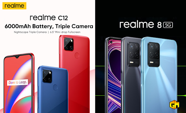 realme Shopee Gizmo Manila