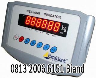 jual Indicator Timbangan 315 A1 Excellent daftar harga indicator timbangan