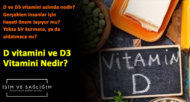 D3 Vitamini Nedir? İnsan Sağlığı İçin Neden Önemlidir?