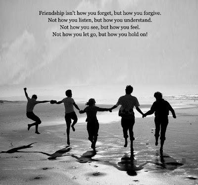 Sắc màu của tình bạn