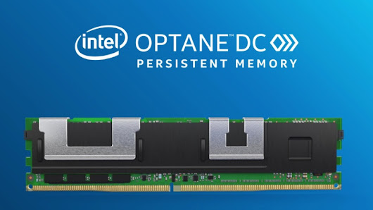Xpoint Optane Performance and Revenue