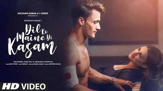 Arijit singh Song - Dil Ko Maine Di Kasam Lyrics