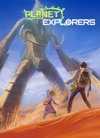 Planet Explorers PC Full Final