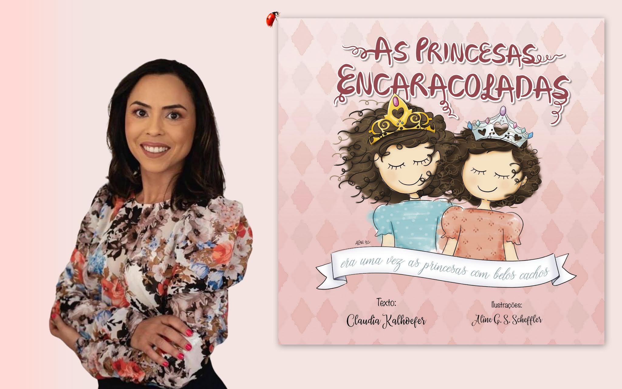 """Agatha, de seis anos, e Alice, de quatro, são duas meninas que amam contos de princesas. Um dia, Agatha voltou da escola triste e pensativa. Lá, ela escutou que não poderia ser uma princesa, já que não tinha o cabelo liso e loiro. Esperta e curiosa, a pequena perguntou para a mãe: """"Por que ela tinha os cabelos cacheados e por que não poderia ser como as personagens dos contos?"""