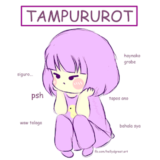 Tampururot by Hellydgreat