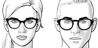 Memilih Kacamata dan Variasi Sesuai Bentuk Wajah dan Potongan Rambut