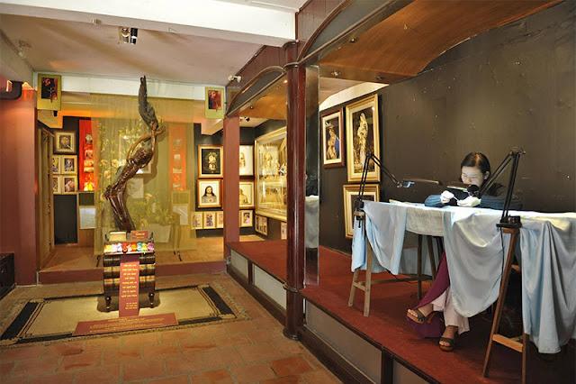 XQ sử quán - Làng Nhật tại Đà Lạt
