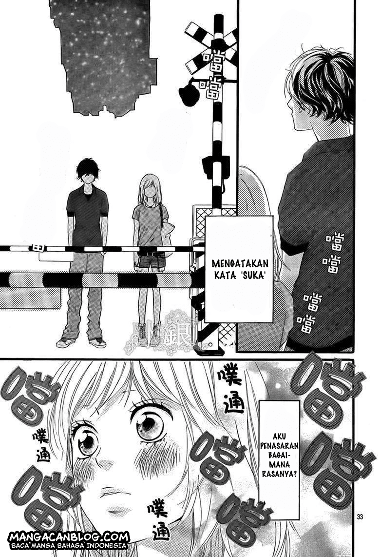 Ao Haru Ride Chapter 15-34