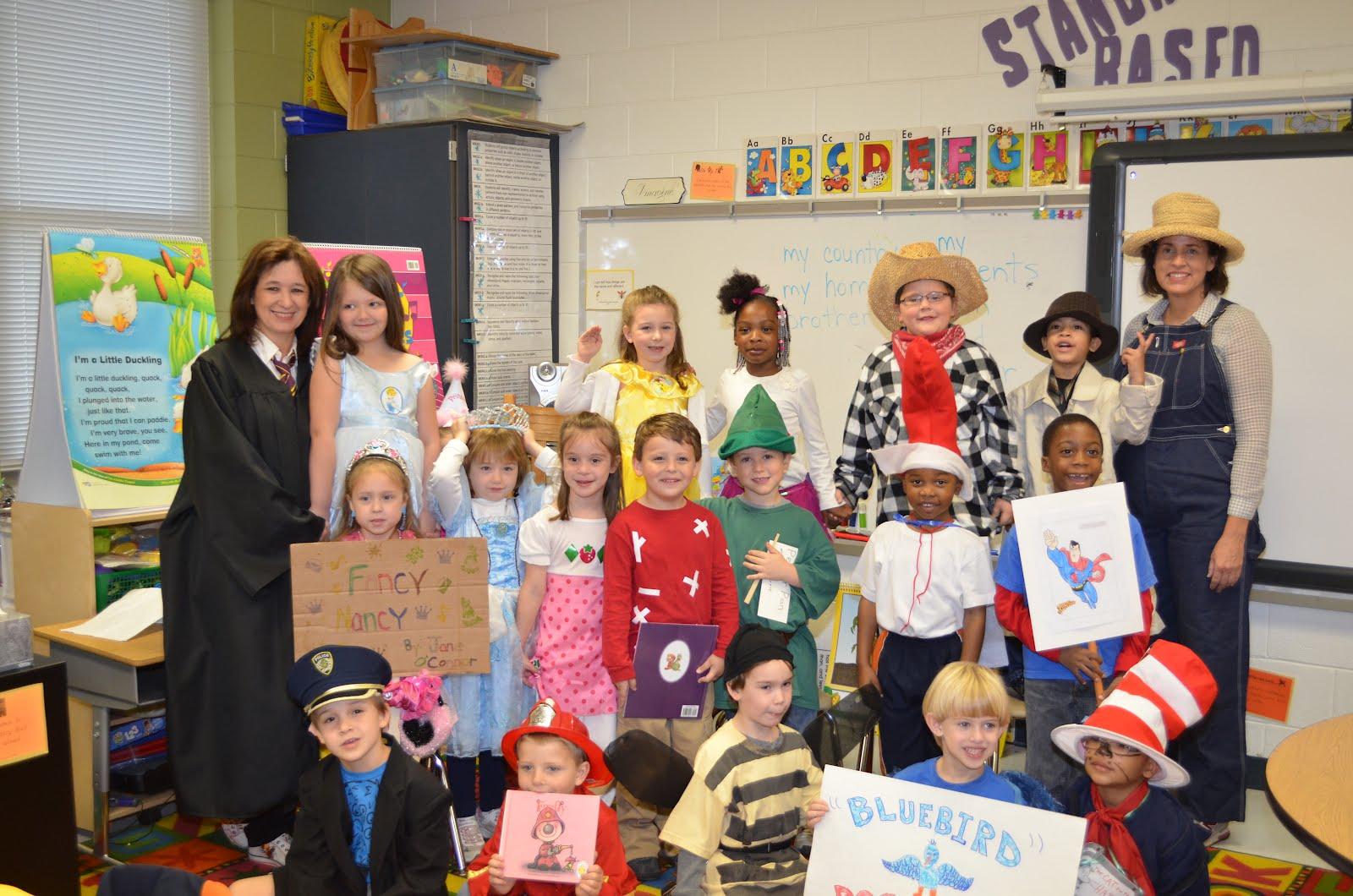 Kindergarten Class: Mrs. Timmreck's Kindergarten Class