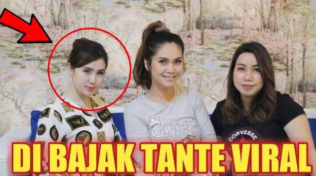Potret Cantiknya Tante Lala Sosok Wanita yang Viral Setelah di Prank Angga Chandra