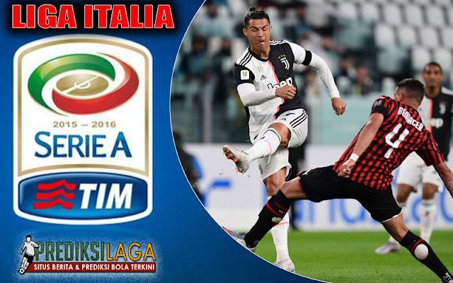 Prediksi AC Mila Vs Juventus 7 Januari 2021