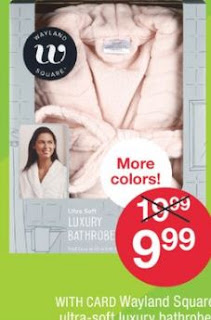 Wayland Square Ultra-soft Luxury Bathrobe