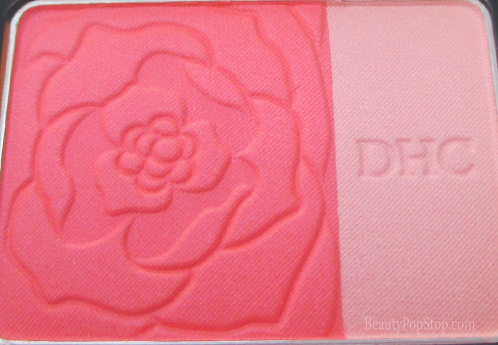 dhc face color palette ex pe02 blush review