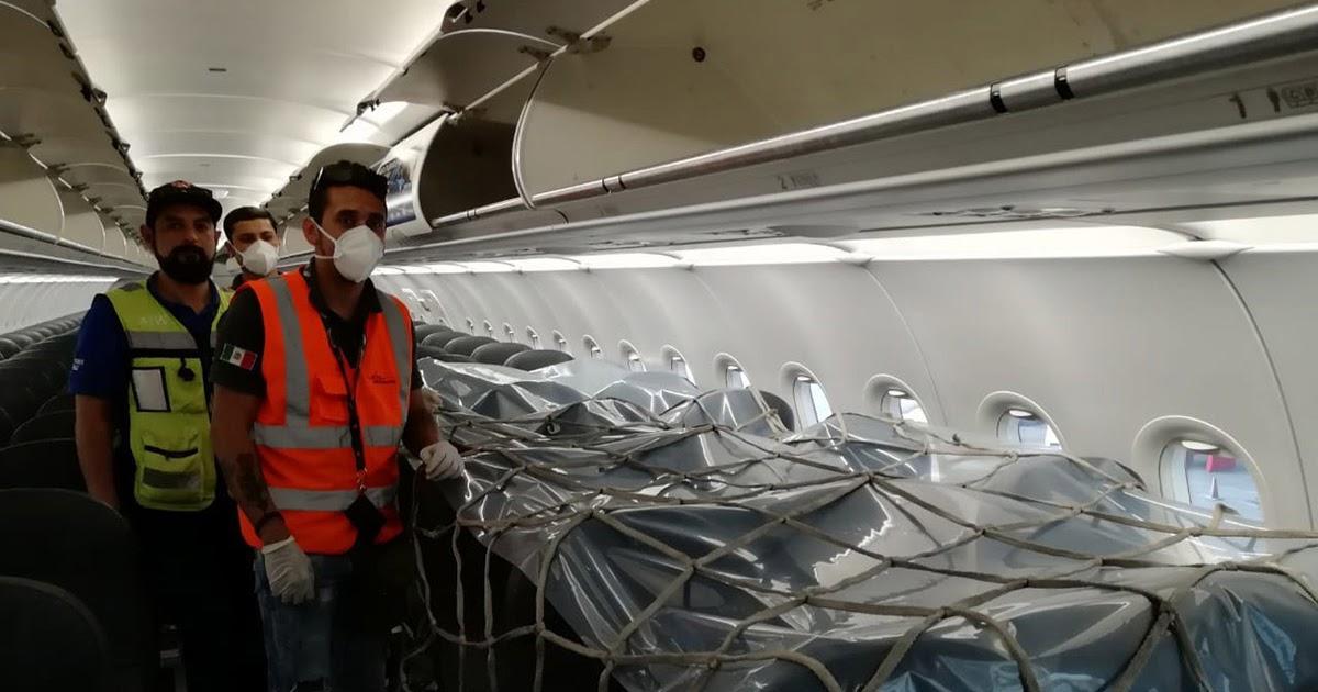 Viva Aerobus convierte 10 aviones de pasajeros para emplearlos en carga
