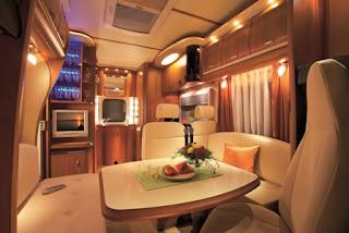 Ventajas de usar iluminación led en una autocaravana