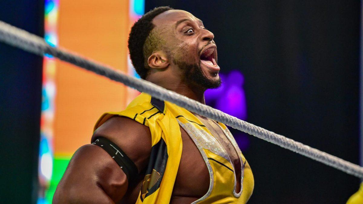 Big E pode acabar lutando por título no TLC