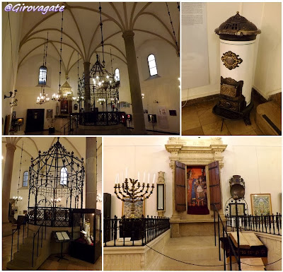 Kazimierz Cracovia sinagoga vecchia