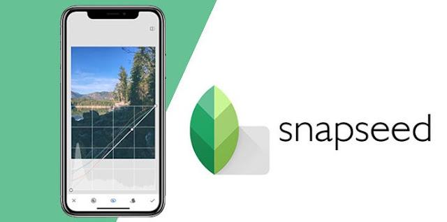 تطبيق SnapSeed أفضل تطبيق لتعديل الصور لعام 2020 من جوجل