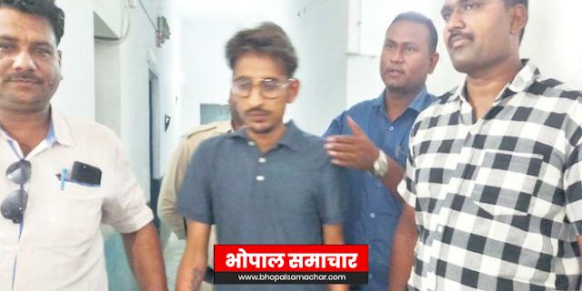 भाजपा नेता की बेटी से 35.62 की ठगी, निमित मेहता गिरफ्तार, दिलीप वसू फरार | INDORE NEWS