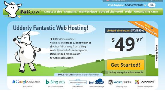 FatCow,Web Hosting