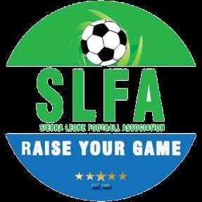 Logo Timnas Sepakbola Negara Sierra Leone PNG