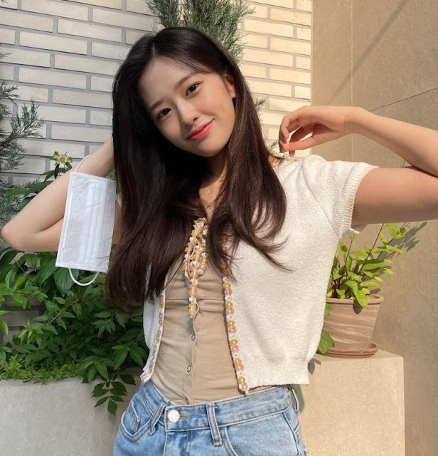 Ahn Yu Jin Izone Biodata, Agama, Drama Dan Profil Lengkap