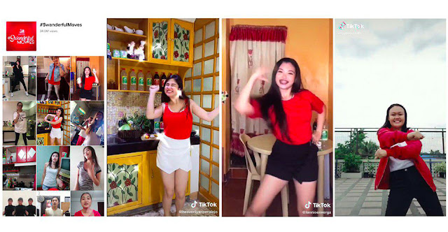 Silver Swan's #SwanderfulMoves dance craze gets 22 Million views on Tiktok
