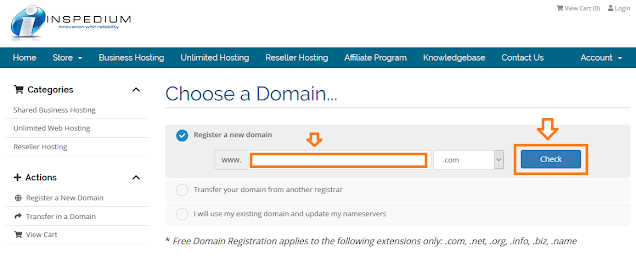 How To Buy Domain And Hosting In Pakistan - Step By Step 3